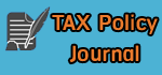 TAX Policy Journal